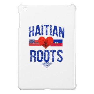 Coque iPad Mini Conceptions haïtiennes de drapeau