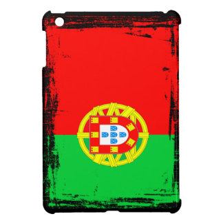 Coque iPad Mini Drapeau du Portugal
