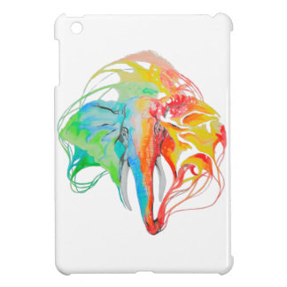 Coque iPad Mini éléphant (2 côtés)