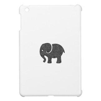 Coque iPad Mini Éléphant mignon gai adorable