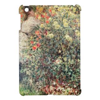 Coque iPad Mini Femmes de Claude Monet | en fleurs, 1875