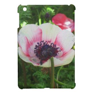 Coque iPad Mini Fleur de pavot