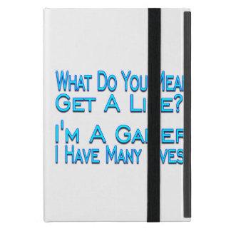 Coque iPad Mini Gamer de beaucoup de vies