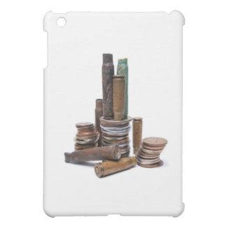 Coque iPad Mini Guerre et argent
