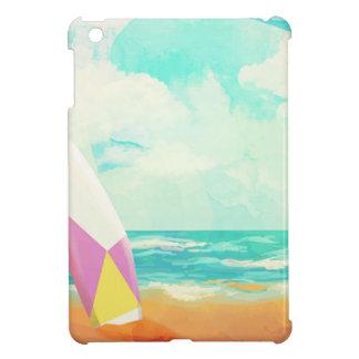 Coque iPad Mini Heure pour surfer !