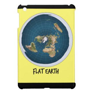Coque iPad Mini Image de la terre plate