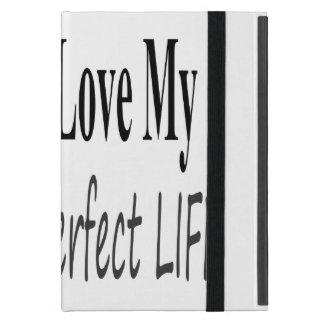 Coque iPad Mini J'aime ma vie imparfaite