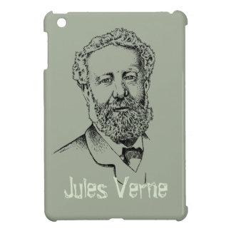 Coque iPad Mini Jules Verne, l'auteur de steampunk