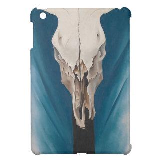 Coque iPad Mini Le crâne de la vache à la Géorgie O Keeffe :