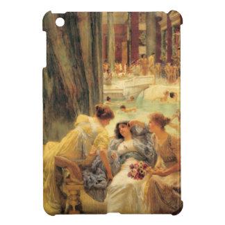 Coque iPad Mini Les bains de Caracalla par monsieur Lawrence