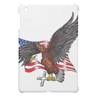 Coque iPad Mini Les Etats-Unis dans Dieu nous faisons confiance à