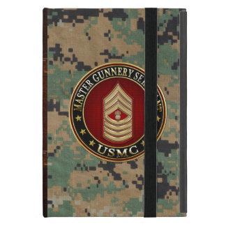 Coque iPad Mini Marines des USA : Sergent d'artillerie principal