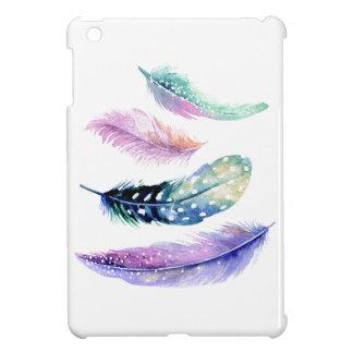 Coque iPad Mini Mini cas d'iPad blanc fait sur commande coloré de