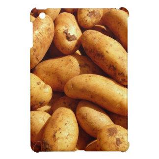 Coque iPad Mini Mini pommes de terre fraîches d'art d'exclusivités