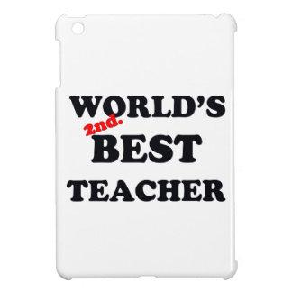 Coque iPad Mini Monde 2ème. Le meilleur professeur