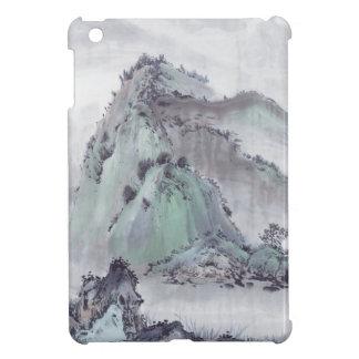 Coque iPad Mini Montagne sauvage