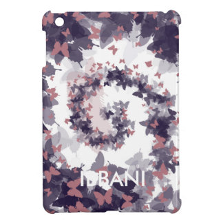 Coque iPad Mini papillon