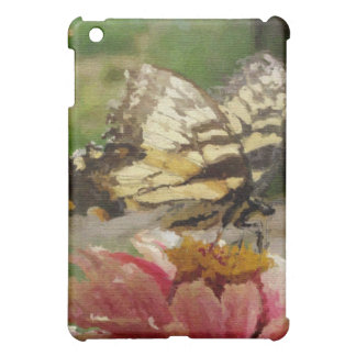 Coque iPad Mini Papillon de machaon