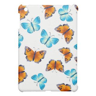 Coque iPad Mini Papillons