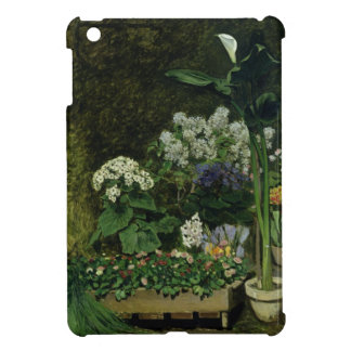 Coque iPad Mini Pierre fleurs de Renoir un | en serre chaude