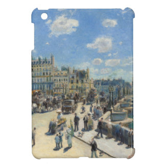 Coque iPad Mini Pierre un Renoir | Pont Neuf, Paris