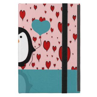 Coque iPad Mini Pingouin