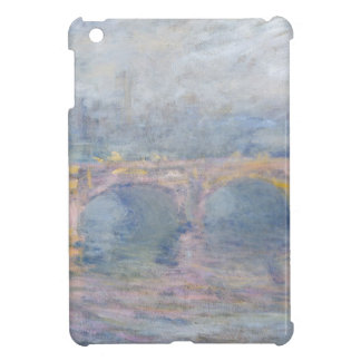 Coque iPad Mini Pont de Claude Monet   Waterloo, Londres, au