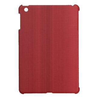 Coque iPad Mini Rayures rouges sang de nuances