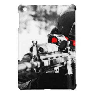 Coque iPad Mini Sniper Art
