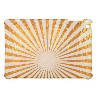 Coque iPad Mini Source de Soleil Levant de vie sur terre
