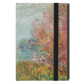 Coque iPad Mini Studio de bateau de Claude Monet | sur la Seine