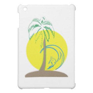 Coque iPad Mini Surf d'île