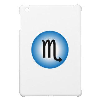 COQUE iPad MINI SYMBOLE DE SCORPION