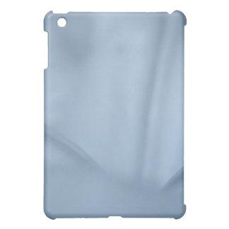 Coque iPad Mini Texture de plan rapproché de fleur froissée par