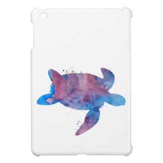 Coque iPad Mini Tortue