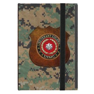 Coque iPad Mini U.S. Marines : Lieutenant-colonel (usmc LtCol)