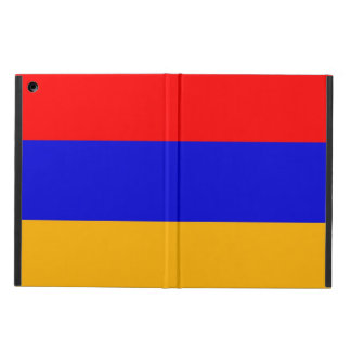 Coque ipad patriotique avec le drapeau de