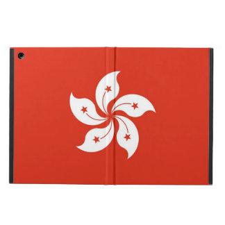 Coque ipad patriotique avec le drapeau de Hong