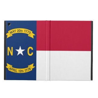 Coque ipad patriotique avec le drapeau de la