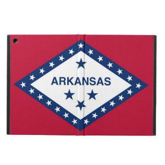 Coque ipad patriotique avec le drapeau de l'état
