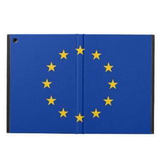 Coque ipad patriotique avec le drapeau de l'Union