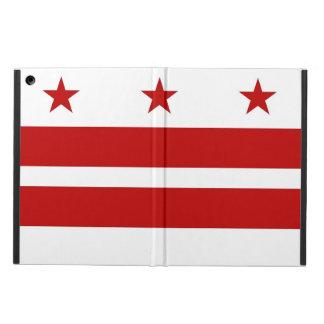 Coque ipad patriotique avec le drapeau du