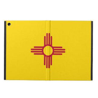 Coque ipad patriotique avec le drapeau du Nouveau
