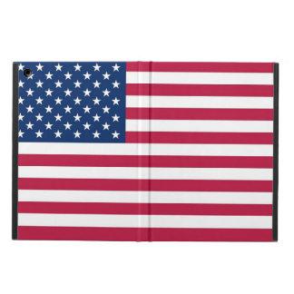 Coque ipad patriotique et spécial avec le drapeau
