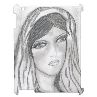 Coque iPad Pleurer de Mary