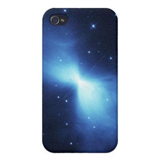 Coque iPhone 4/4S Nébuleuse de boomerang dans l'espace