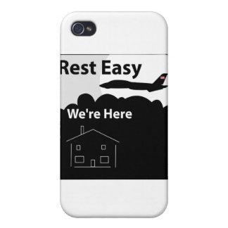 Coque iPhone 4/4S Repos facile