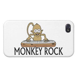 Coque iPhone 4/4S Roche de singe