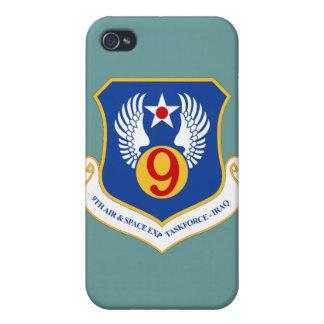 Coque iPhone 4 9ème Air et groupe de travail IRAK d'Exped de