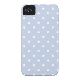Coque iPhone 4 Cas de l'iPhone 7 de bleu de ciel d'hiver